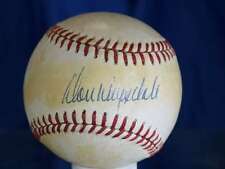 DON DRYSDALE JSA HAND SIGNED NATIONAL LEAGUE AUTOGRAPH BASEBALL AUTHENTIC