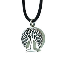Cremation Jewellery - Ashes Urn Pendant Keepsake - Tree of Life