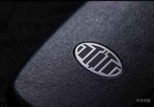 3G BRENTHON Logo Smart Key Metal Sticker 12PC For Hyundai Kia Sonata Santa fe K5