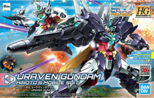 Bandai Spirits Gundam Build Divers Uraven Gundam HG 1/144 Model Kit USA Seller
