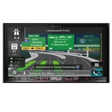 """PIONEER AVIC-8200NEX DOUBLE DIN DVD CD PLAYER NAVIGATION STEREO 7"""" TOUCHSCREEN"""