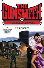 NEW The Bisbee Massacre (The Gunsmith, No. 340) by J. R. Roberts