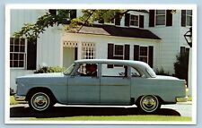 AUTOMOTIVE CHECKER MARATHON SAHN EQUIPMENT CO., BARK RIVER, MICHIGAN CIRCA 1965