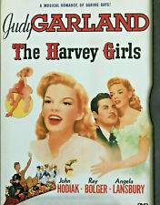 JUDY GARLAND The Harvey Girls Original snapcase DVD issue - loaded with extras!