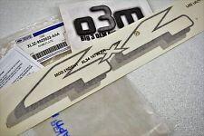 Ford F-150 F-250 Heritage Rear LH or RH Side 4X4 Platinum Decal Emblem new OEM