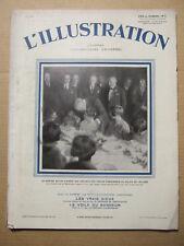 L'ILLUSTRATION 4 JANVIER 1930 N° 4531 CONQUETE D'ALGER, TOMBES ROYALES CHALDEE