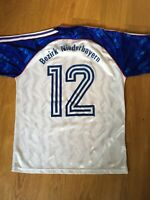 Bezirk Niederbayern maglia shirt jersey maillot worn issued match France Adidas