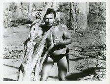 CORNEL WILDE HUNKY BARECHEST THE NAKED PREY ORIGINAL 1970 ABC TV PHOTO