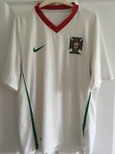 2008/2010 Portugal away football shirt XL mens Nike World Cup rare