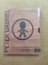 Peter Gabriel - Growing Up Live, DVD , 2003. Brand New.