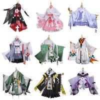 Baku no My Hero Academia Todoroki Shoto All Japan Kimono Cosplay Kostüm Dress