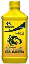 BARDAHL XT-4 C60 Racing 10W60 Lubrificanti Olio Motore Moto 4 Tempi