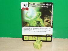 MARVEL DICE MASTERS Civil War (englisch) - 126 Radioactive Man