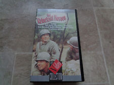 VHS Video cassette classic movie - The reluctant heroes - Ken Berry - war film