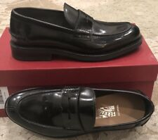 Cheap Price Mens Ferragamo Shoes Size 11 Suede Black Great Condition Clothing, Shoes & Accessories Dress Shoes