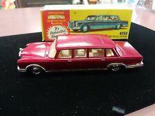 Vintage Corgi Toys  Mercedes-Benz 600 Pullman Limousine / No. 247