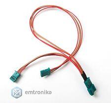 BMW F10 F01 F07 F20 F25 F30 NBT touch controller ECU Y splitter cable adapter