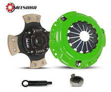 CLUTCH KIT SET MITSUKO STAGE 3 FOR 90-02 HONDA ACCORD ACURA CL SOHC F22 F23 4cyl