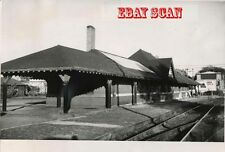6EE820 RP 1963 C&NW NORTH WESTERN RAILROAD STATION WAUSAU WI FOR SALE