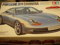Tamiya 1/24 Porsche 911 Carrera Modèle Plastique Kit Neuf de Japon
