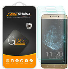 3X Supershieldz for LeEco Le S3 Tempered Glass Screen Protector Saver