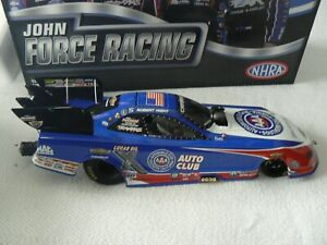 ROBERT HIGHT 2015 1/24 AAA(JFR) CHEVY CAMARO FUNNY CAR