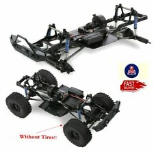 🔥AUSTAR 313mm Wheelbase Chassis Frame For 1/10 AXIAL AXIAL SCX10 II 90046 90047