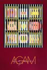 YAACOV AGAM EXHIBITION LITHOGRAPH ON PAPER HAND SIGNED COA