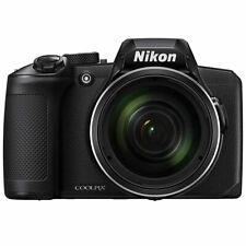 Nikon COOLPIX B600 16MP 60x Optical Zoom Wi-Fi Digital Camera Black