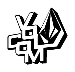 Volcom Stickers bmx shoes skate Snowboard graphic  Vinyl Decal Car Wall