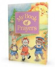 Personalized Children's Book - My Book of Prayers (Ages 2-11, Catholic or NonD)