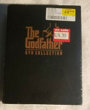 The Godfather DVD Collection Factory Sealed (2001) New