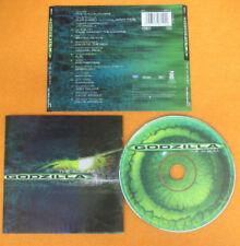 CD Godzilla(The Album) Soundtrack EPC 489610 2 EUROPE 1998 no lp mc vhs(OST3)