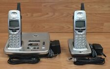 Genuine AT&T (E2727B) 2.4GHz DSS Cordless Phone Set w/ Digital Answering System
