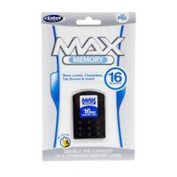 PS2 16 Meg Max Memory Card For PlayStation 2 2E