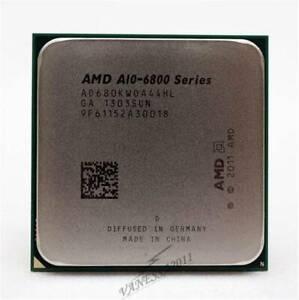 AMD A10-Series A10-6800K 4.1GHz Quad-Core Processor Socket FM2