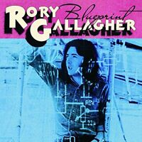 Rory Gallagher - Blueprint [CD]