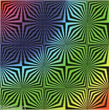 PSYCHEDELIC SQUARES  BLOTTER ART