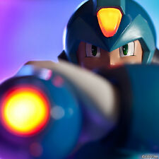 FIRST 4 FIGURES Mega Man X Statue Figure NEW - FACTORY SEALED