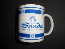 The World Famous Sands Hotel Coffee Mug Las Vegas