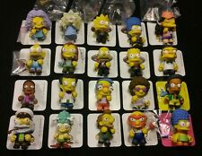 Kidrobot The Simpsons Series 1&2.Vinyl Figure Lot 20. Mariachi & Zombie!