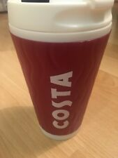 Costa Coffee Travel Mug, Flask, Ripple Effect Thermal 450ml Cup