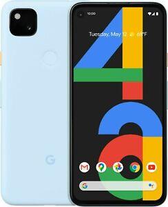 "USED - Google Pixel 4A 128GB 6GB RAM G025M (FACTORY UNLOCKED) 5.81"" OLED Blue"
