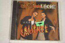 Cafe con Leche  - Caliente - Raperos  Music CD