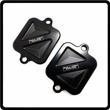 Fits 2015-2016-2017-2018 Kawasaki Ninja H2 Motor AIS Smog Emissions Cover Plates