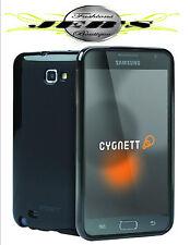 Cygnett BlackFrost Matte Slim Case for Samsung Galaxy Note N7000 N7000B  New.