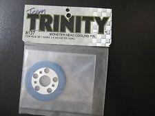 Trinity Monster Head Cooling Fin for Traxxas 2.5 Nitro Engine T Maxx Revo 4 tec