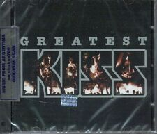 KISS GREATEST KISS SEALED CD NEW GREATEST HITS BEST