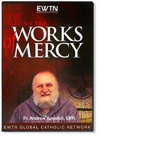 LIVING THE WORKS OF MERCY *W/  FR. APOSTOLI: AN EWTN  DVD
