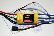 DYS 30amp Brushles Speed Controller ESC W/ BEC 5V 2amp Airplane Helicopter Quad